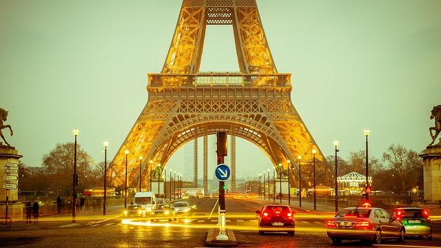 フランスのワーホリビザ取得は簡単?通らない?実際に取ってみたよ!