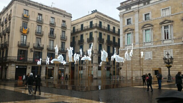 【スペイン】バルセロナの観光名所を無料で回った!方法と場所を全公開