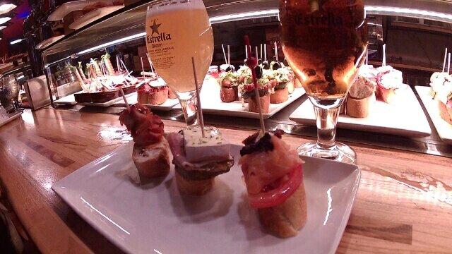【スペイン】バルセロナ1番?人気のバルでピンチョス食べてきた!おすすめ!
