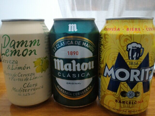 【スペイン】人気銘柄のビールを本場で飲み比べ!おすすめはどれ?
