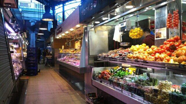 【スペイン】バルセロナのボケリア市場の注意点とおすすめの食べ物を紹介!